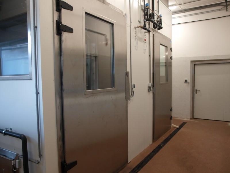 Mit der Respirationsanlage an der HBLFA Raumberg-Gumpenstein können umfassende Stoffwechselversuche durchgeführt sowie Maßnahmen zur Reduktion von Treibhausgasemissionen getestet werden.