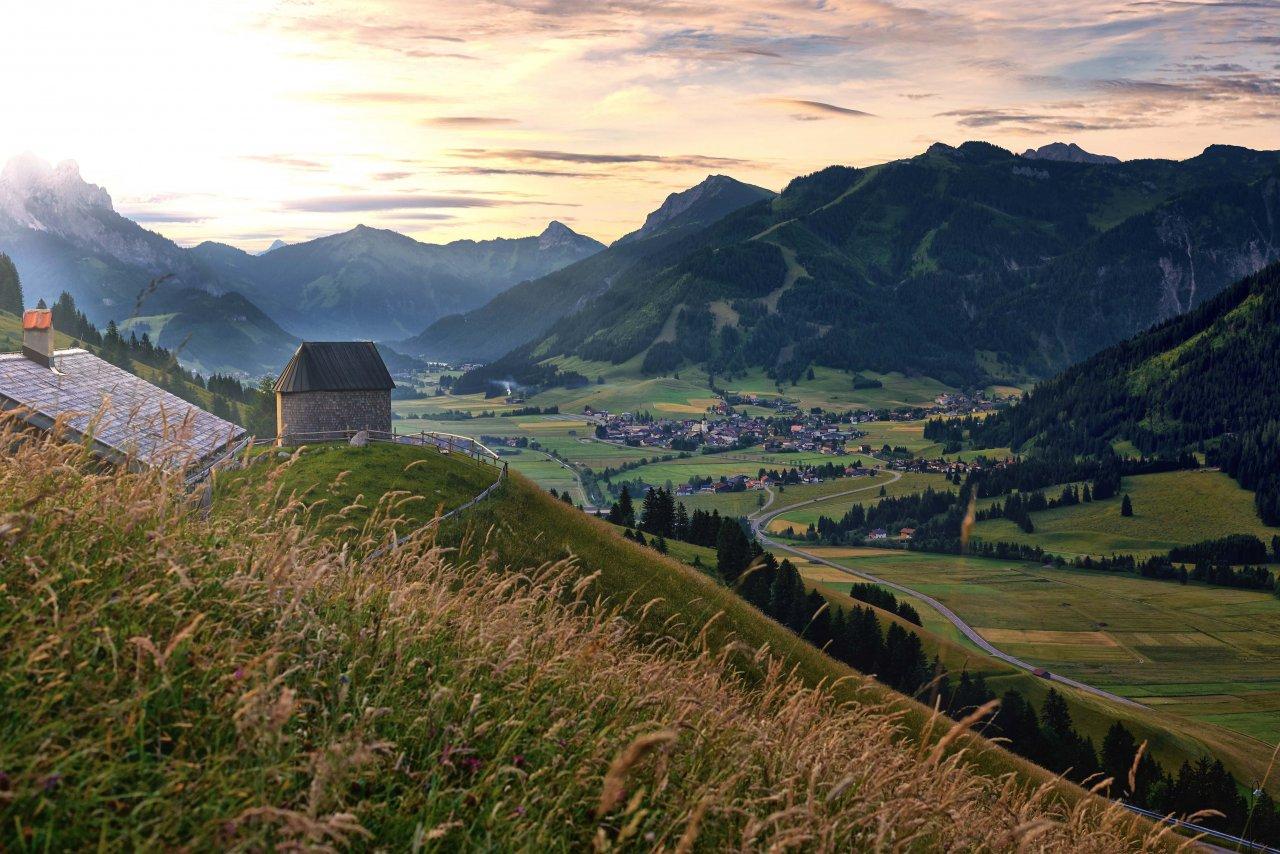 Regionen in Österreich, Tannheim